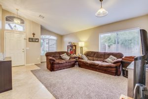 1551 S Vine family room