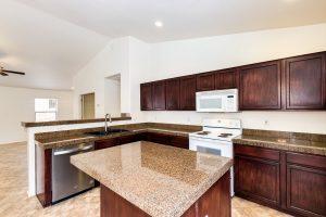 Island kitchen Gilbert AZ