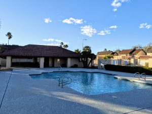 Copperfield Estates community pool