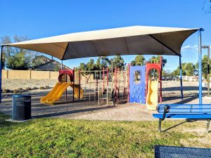 Copperfield Estates playground