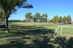 Gilbert soccer field