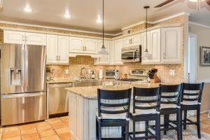 Scosstdale upgraded kitchen