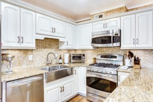 Highly upgraded kitchen