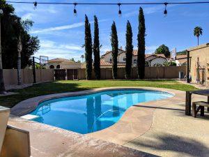 Alta Mira swimming pool