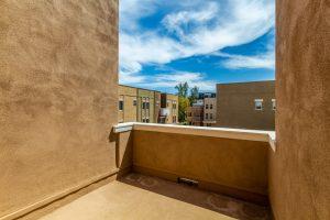 balcony view - Tempe AZ