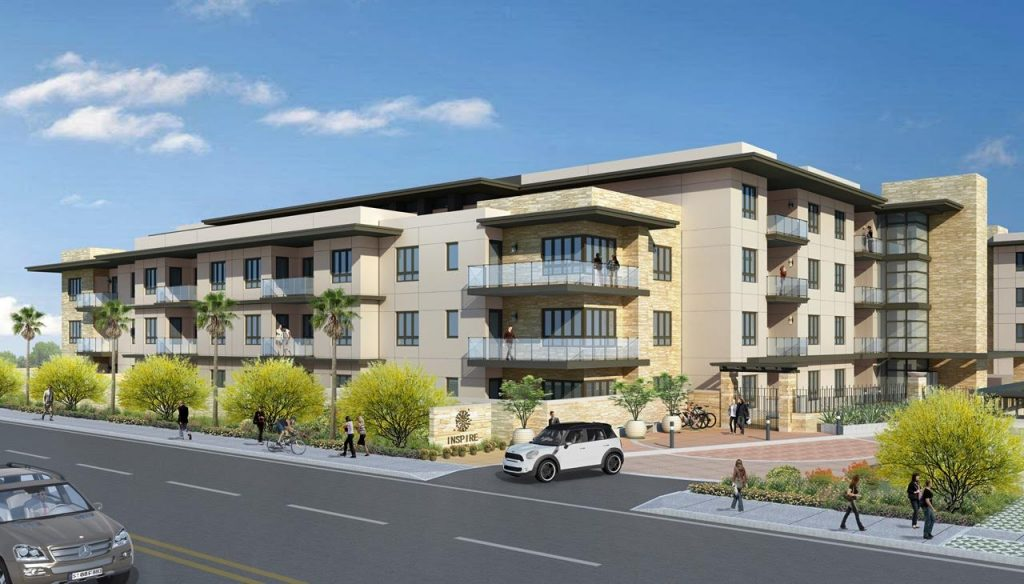 Inspire Downtown Scottsdale condominiums
