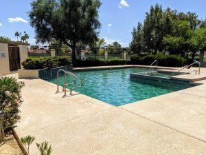 Corona Village swimming pool