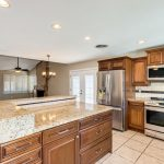 1745 W Isabella island kitchen