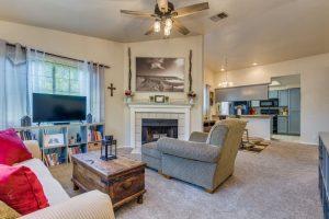 1222 W Baseline fireplace