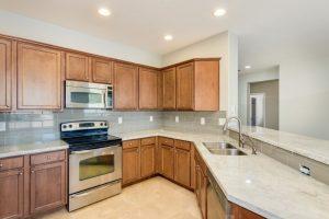 Kitchen - 4228 S Fireside