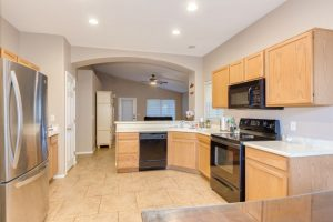5728 E Garnet kitchen