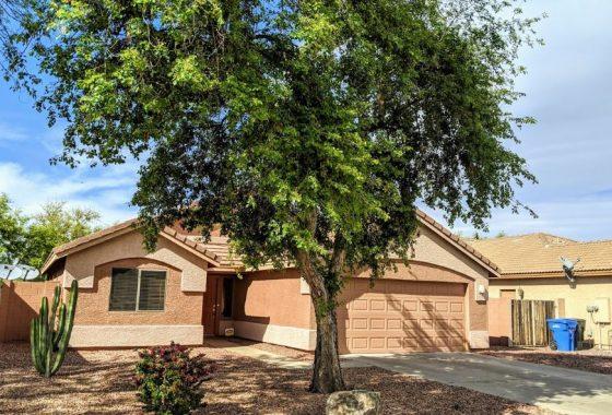 2534 W Maldonado Road Phoenix AZ