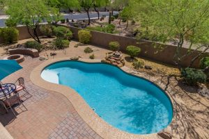 Saguaro Mountain swimming pool
