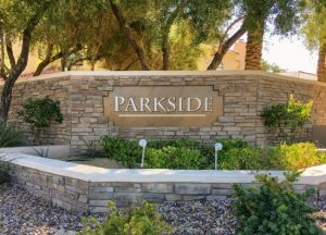 Parkside community Chandler AZ