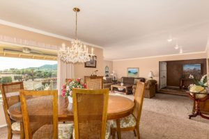 6535 N 40th dining room view