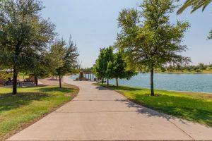 Kiwanis Park walking path