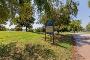 Kiwanis park greenbelt