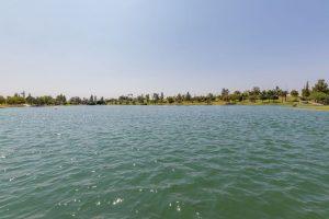 Lake at Kiwanis Park