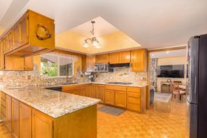 Lincoln Heights Kitchen