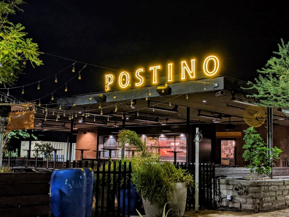 Postino South Tempe patio