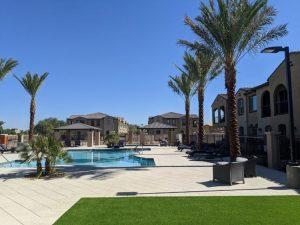 watter Villa Residences pool