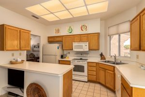open kitchen 55+ community